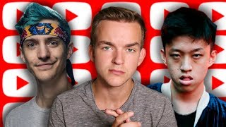 Ninja Is a SEXIST?! Is Rich Brian STEALING Black Culture?