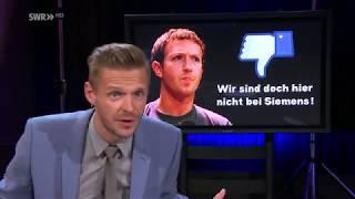 Schroeders Standpunkt: Facebook Skandal