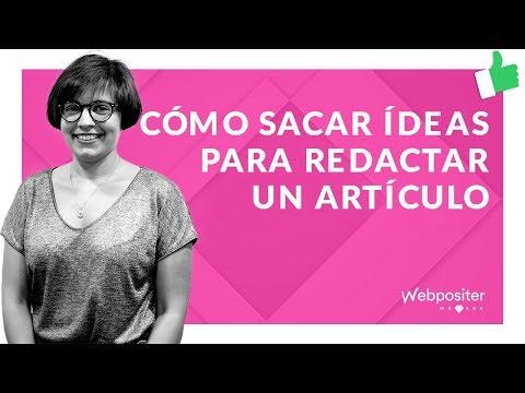 Cómo sacar Ideas para Redactar un Buen  Post 📝 - 📗 #WeloveSEO