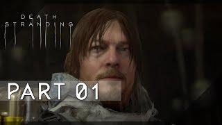 Death Stranding PS4 - 100% S-Rank Walkthrough (Hard Difficulty)