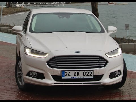 test ford mondeo 1 5 ecoboost youtube. Black Bedroom Furniture Sets. Home Design Ideas