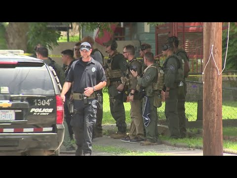 SWAT incident ends in officer-involved shooting in New