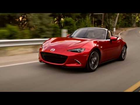 MAZDA MX5 2016 World car of the year award