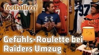 Gefühls-Roulette bei Raiders Umzug | Footballerei