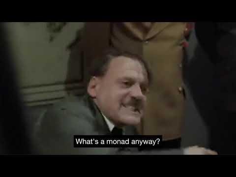 Hitler reacts to functional programming