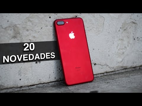 20 Novedades de iOS 11 Beta 2