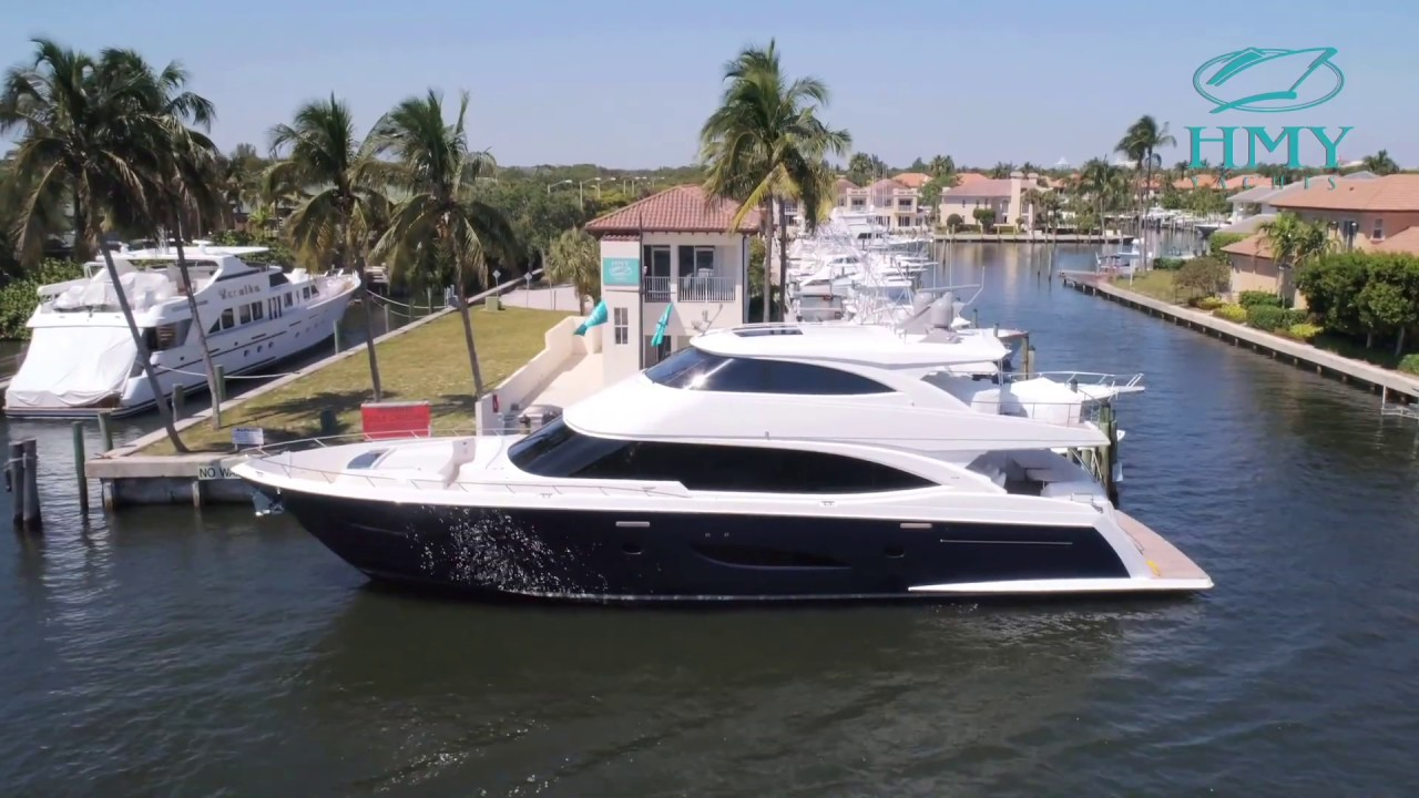 2019 Viking Yachts 93' Motor Yacht - For Sale with HMY Yacht Sales