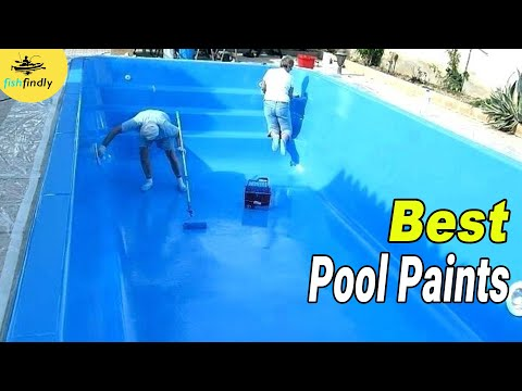 Best Pool Paints In 2020 – Colorized Your Pool!