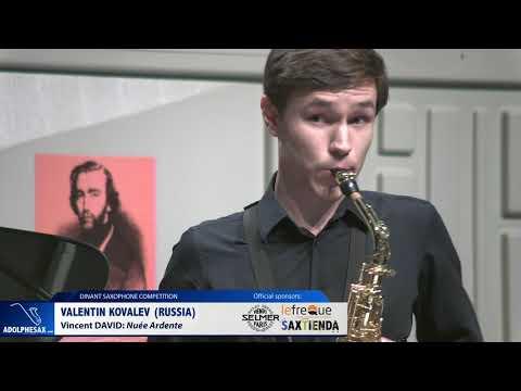 Valentin Kovalev (Russia) - Nuée Ardente by Vincent David (Dinant 2019)