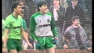 St Mirren v Celtic 1986