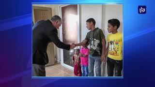 جلالة الملك يوجه بإنشاء 15 مسكنا لأسر عفيفة في بلدة المخيبة - (10-5-2019)
