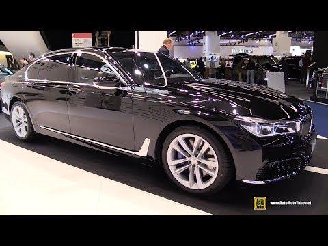 2017 BMW 740Le xDrive Armored Vehicle by Trasco - Walkaround - 2017 Frankfurt Auto Show