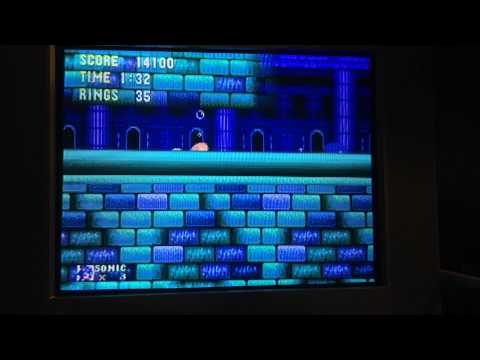 Not Lost Labyrinth Zone (Sonic 3)  