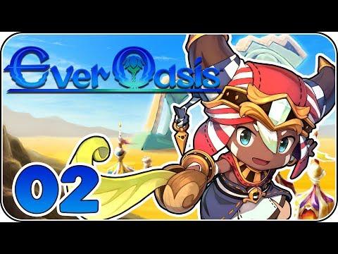 Neue Läden für die Oase! • Ever Oasis deutsch
