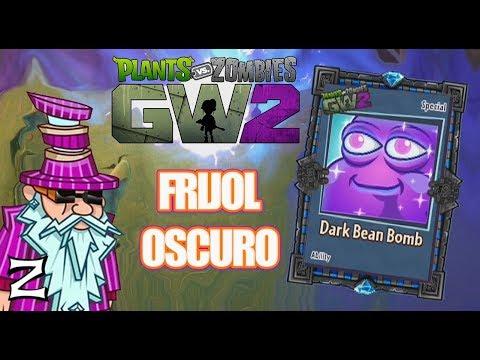 FRIJOL OSCURO - Plants vs Zombies Garden Warfare 2
