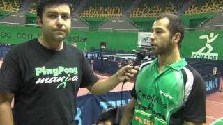 Entrevista Humberto Manhani(Brasil) Liga Yucateca 2016 4° Edición