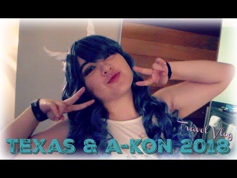 texas-travel-vlog-pt-1---a-kon