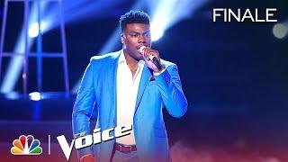 "Kirk Jay Premieres Original Song ""Defenseless"" - The Voice 2018 Live Finale"