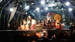 Hotei - Battle Without Honor or Humanity at Japan Matsuri 2013 in London