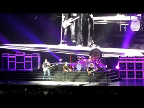 Van Halen - Beautiful Girls Verizon Center Washington DC 3/28/12