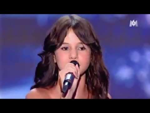 "Marina Dalmas ""Rolling In The Deep"" Adele - Europe's Got Talent"