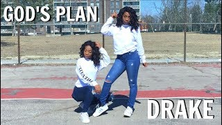 GOD'S PLAN - Drake Dance Choreography Twin Version
