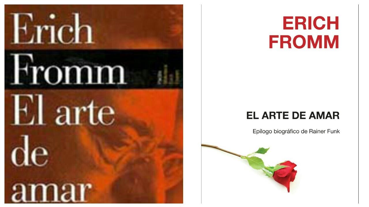 Erich fromm el arte de amar audiolibro psicologia