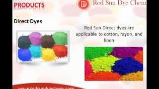 Acid Dyes Supplier, Direct Dyes Manufcaturer