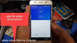 Huawei scc u21 gmail account remove 2018 Huawei Y6