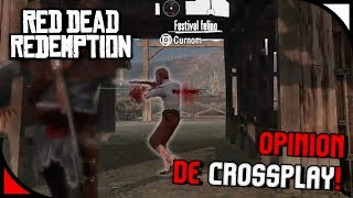 Red Dead Redemption Online - Habrá CrossPlay? 🤔 - Gameplay Español [HD]