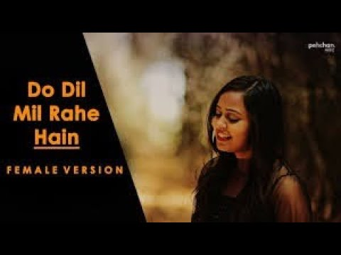 Do Dil Mil Rahe || New Song Namita Choudhary || unplugged Cover Song || #hukumali || #hukamali