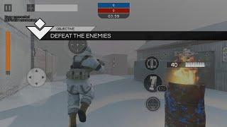 Afterpulse - Sneaking up - Winter Warfare gameplay