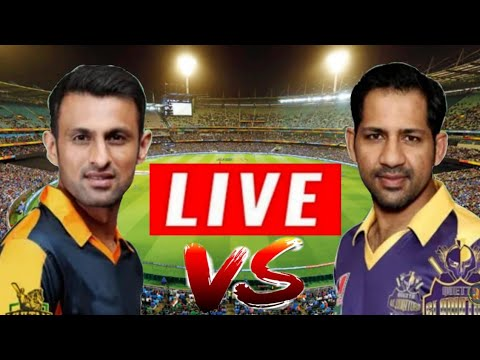 PSL Live Multan Sultan Vs Quetta Gladiator    Today Live Streaming Cricket Match Online 2019