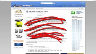 How to Install And Use Daemon Tools