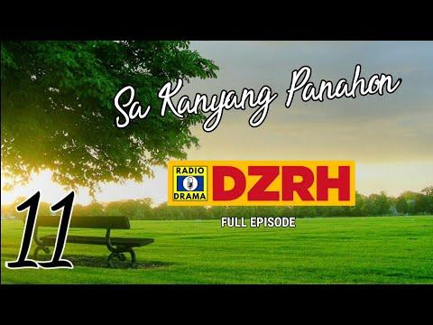 Sa Kanyang Panahon - Ang Karanasan Ni Odessa | DZRH Pinoy Classic Radio Drama