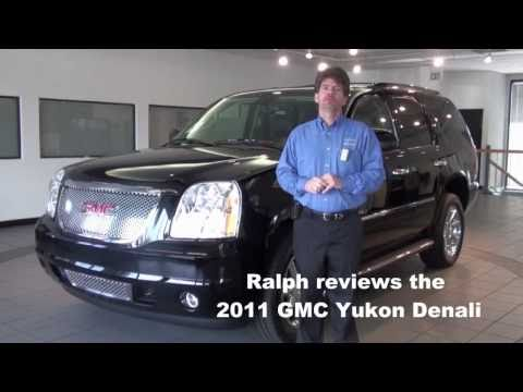 Ralph Reviews the 2011 GMC Yukon Denali