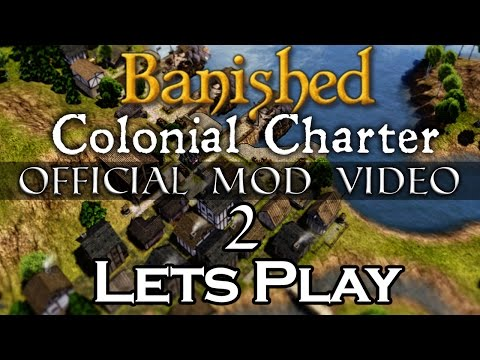 Colonial Charter mod Official Walkthrough / Let's Play #2 - brockens forgets about courland
