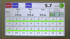 Vanguard VM-4600 Seed Population and Liquid Fertilizer Monitor