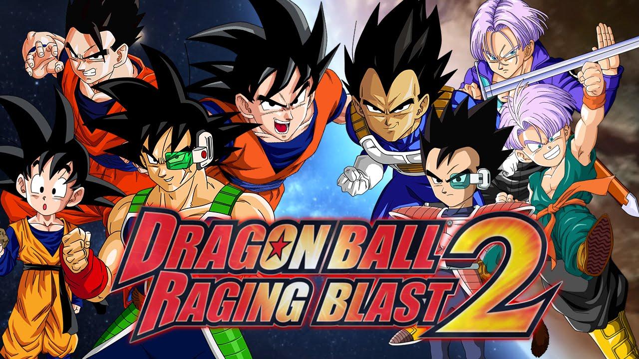 dbrb2 goku family vs vegeta family duels youtube