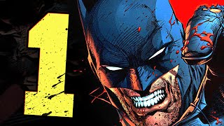 BATMAN: The Telltale Series Прохождение - Часть 1 - НАРКОТИК