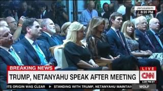 Netanyahu takes shot at Obama, praises