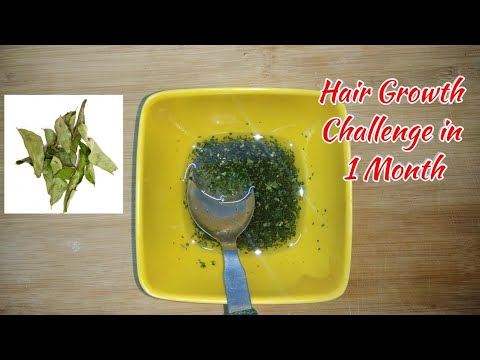 One Month Challenge For Hair Grow Oil | Secret Ingredient | Lifestyle Tips