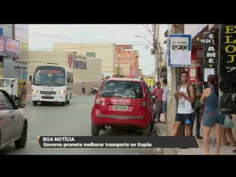 Governo promete melhorar transporte no Itapoã