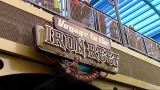 PREVIEW! Voyage to the Iron Reef - On Ride Video - Knott