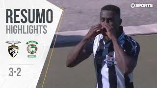Highlights   Resumo: Portimonense 3-2 Marítimo (Liga 18/19 #33)