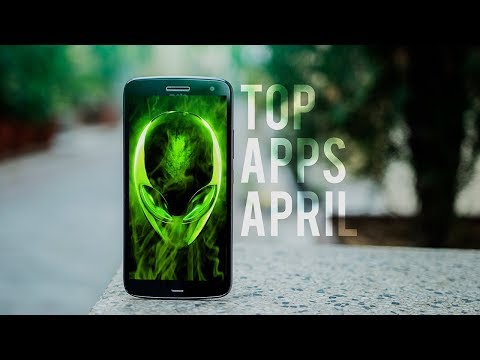 Top 7 Best Apps for Android April 2018!