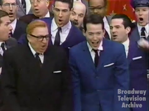 "Matthew Broderick - ""Brotherhood of Man"" - HOW TO $UCCEED (1995 Macy's Thanksgiving Day Parade)"