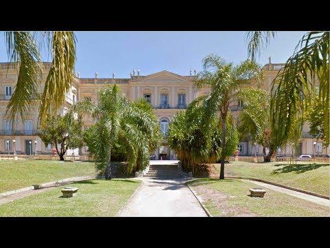 Inside Brazil's Museu Nacional