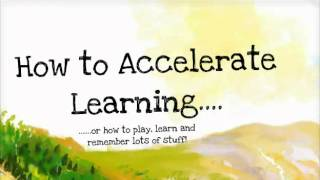 How to Accelerate Learning Webinars by Krys Gadd