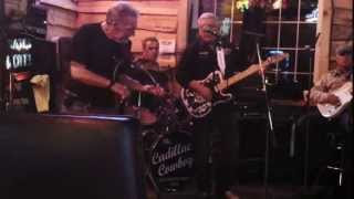 Jeff Lloyd & The Cadillac Cowboys with Chuck Riordon on Fiddle - -Irish-  Orange Blossom Special